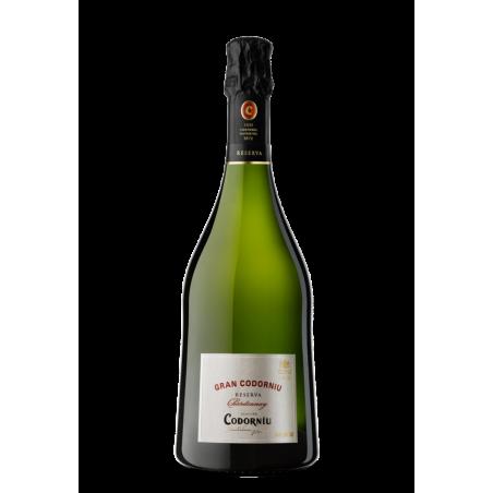 Great Codorníu Chardonnay...