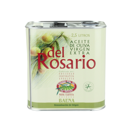 Can of Rosario Oil DO Baena...