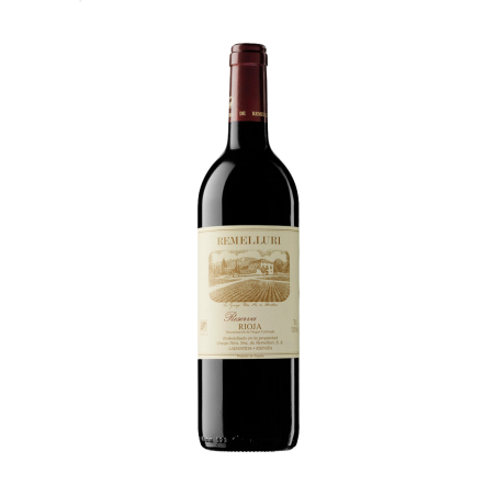 Remelluri Reserva red wine...