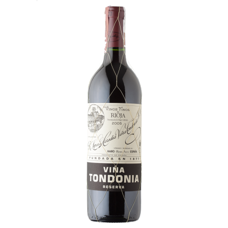 Tondonia Vineyard Rioja Red...