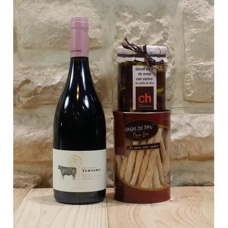 "Pack ""Degusta con Rioja"""