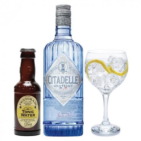 Gin Tonic Citadelle &...