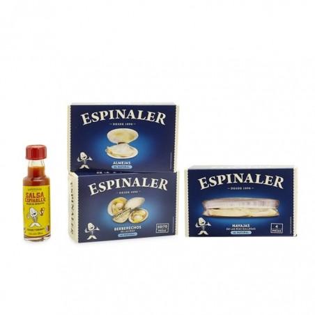 Pack Burriac Espinaler
