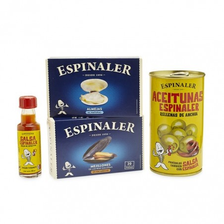 Llebeig Espinaler Pack