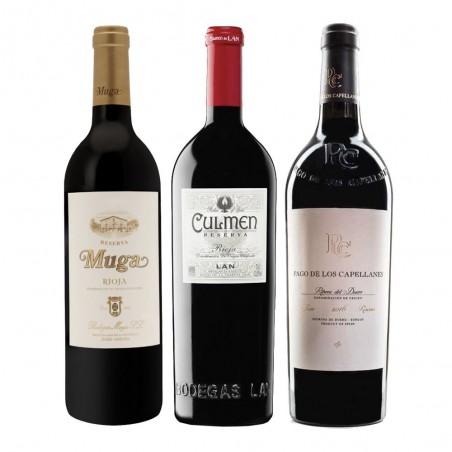 Pack Vinos Reserva...