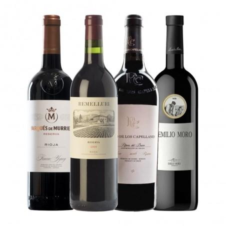 """Weinpackung """"Rioja & Ribera..."""